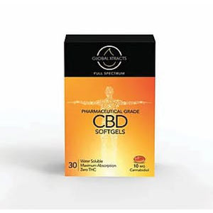 CBD10mg 30 count pills