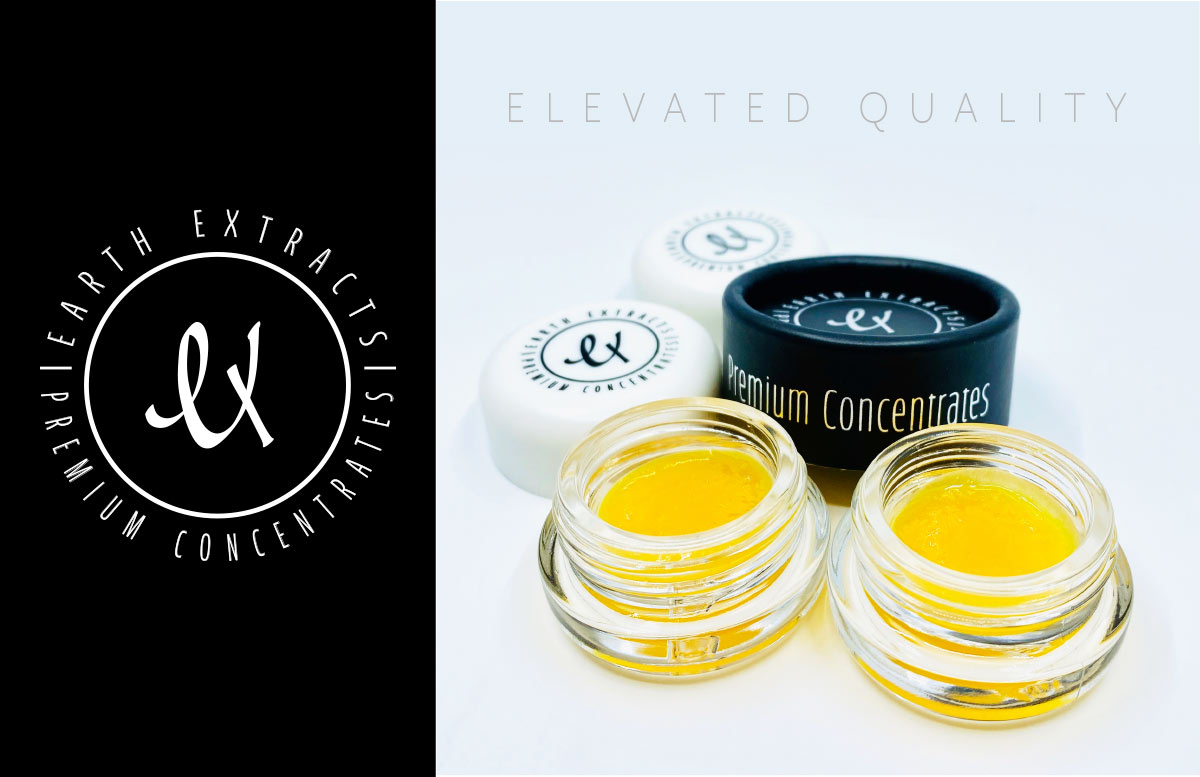 Earth Extracts Premium Concentrates